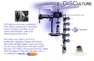 DISCulture Web Site